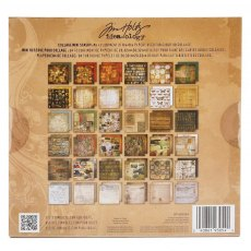 Idea-ology - Tim Holtz Mini Stash 8 x 8 inch - Collage Sheets