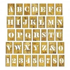 Idea-ology - Tim Holtz Stencil Chips