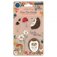 Craft Consortium - Clear Stamps - Harry The Hedgehog