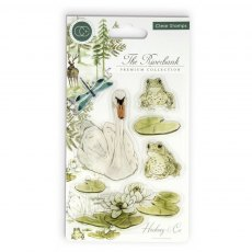 Craft Consortium - Clear Stamps - The Riverbank