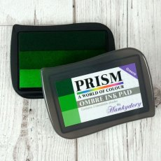 Hunkydory - Prism Ombre Ink Pads - Greens