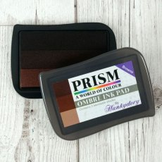 Hunkydory - Prism Ombre Ink Pads - Browns