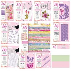 Nature's Garden - Lily Complete Collection
