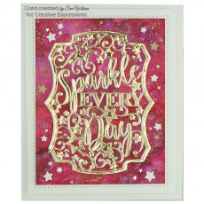 Sue Wilson Craft Dies - All In One Collection - Sparkle Every Day