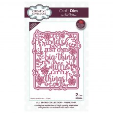 Sue Wilson Craft Dies - All In One Collection - Friendship