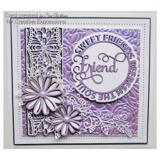 Sue Wilson Craft Dies - Finishing Touches Collection - Magnolia Corner