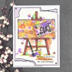 Woodware Clear Stamps - Creative Quotes