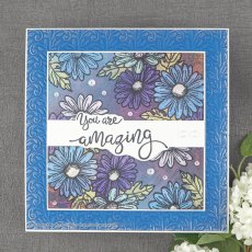 Woodware Clear Stamps - The Right Words