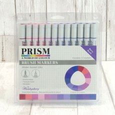 Prism - Brush Markers - Berry Burst