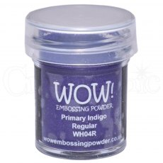 Wow Embossing Powder 15 ml Primary Indigo - Regular