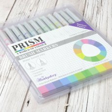 Prism - Brush Markers - Rainbow Pastels