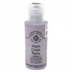Cosmic Shimmer Matt Chalk Paint by Andy Skinner - Grey Haze