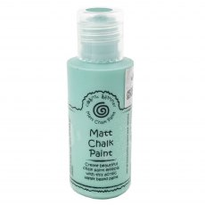 Cosmic Shimmer Matt Chalk Paint by Andy Skinner - Ocean Breeze
