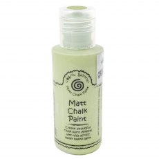 Cosmic Shimmer Matt Chalk Paint by Andy Skinner - Olive Grove