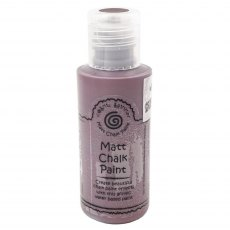 Cosmic Shimmer Matt Chalk Paint by Andy Skinner - Chestnut