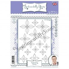 Phill Martin - Sentimentally Yours Stamps - Enchanting Flower