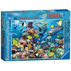 Ravensburger 1000 Piece Puzzle - Jewels of the Sea