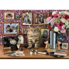 Ravensburger 1000 Piece Puzzle - My Cute Kitty