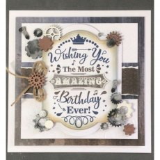 Phill Martin - Sentimentally Yours Stamps - Life Quotes - Birthday