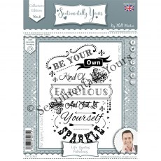 Phill Martin - Sentimentally Yours Stamps - Life Quotes - Fabulous