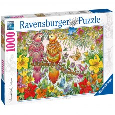 Ravensburger 1000 Piece Puzzle - Tropical Feeling