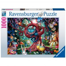 Ravensburger 1000 Piece Puzzle - Most Everyone is Mad