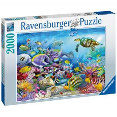 Ravensburger 2000 Piece Puzzle - Coral Reef Majesty