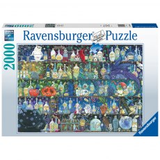 Ravensburger 2000 Piece Puzzle - Poisons and Potions