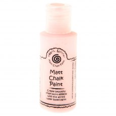 Cosmic Shimmer Matt Chalk Paint - China Pink