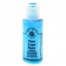 Cosmic Shimmer Matt Chalk Paint - Prussian Blue