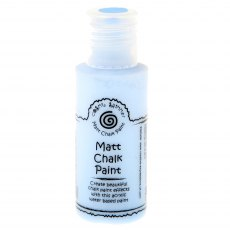 Cosmic Shimmer Matt Chalk Paint - Corinth Blue