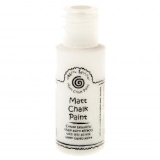 Cosmic Shimmer Matt Chalk Paint - Grey Sky