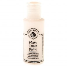 Cosmic Shimmer Matt Chalk Paint - Nude