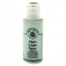Cosmic Shimmer Matt Chalk Paint - Saxe Blue