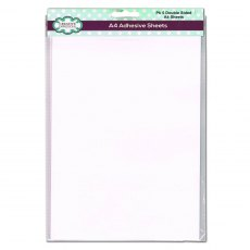 A4 Double Sided Adhesive Sheet (5 pack)