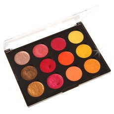 Cosmic Shimmer Iridescent Watercolour Paint Set 3 - Autumn Sunrise