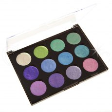 Cosmic Shimmer Iridescent Watercolour Paint Set 4 - Summer Garden