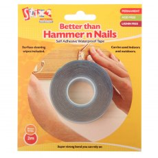 Better Than Hammer n Nails Self Adhesive Waterproof Tape