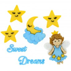 Dress It Up Embellishments - Sweet Dreams
