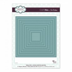 Sue Wilson Craft Dies - Noble Collection - Double Pierced Squares