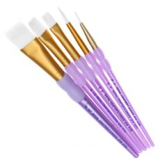 Royal and Langnickel Assorted Specialist Brush Set (Set of 5)
