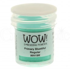 Wow Embossing Powder 15 ml Primary Bluetiful - Regular