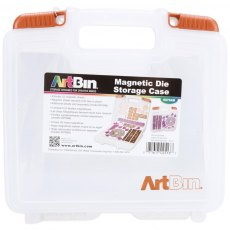 Artbin Magnetic Die Storage Case with 3 Magnetic Sheets