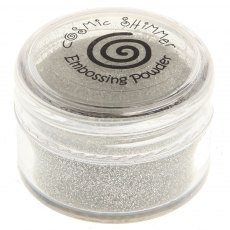 Cosmic Shimmer Brilliant Sparkle Embossing Powder - Clear Mirage