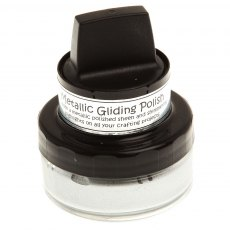 Cosmic Shimmer Metallic Gilding Polish - Silver Dream