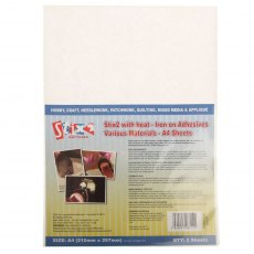 Stix2 - with heat - Iron on Adhesives - Various Materials