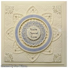 Sue Wilson Craft Dies - Noble Collection - Double Pierced Circles