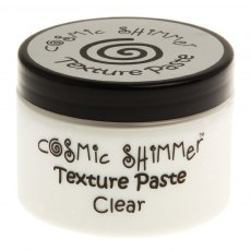 Cosmic Shimmer Texture Paste - Clear