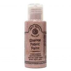 Cosmic Shimmer Sparkle Fabric Paint - Copper Chic