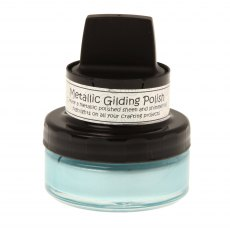 Cosmic Shimmer Metallic Gilding Polish - Powder Blue